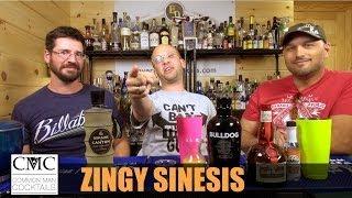 Zingy Sinesis Cocktail