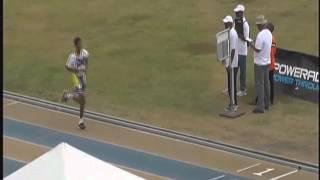 1500m Junior Boys - highlights