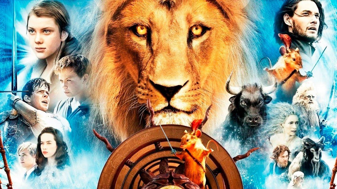 Las Crónicas de Narnia 3: La Travesía del Viajero del Alba (Trailer ...