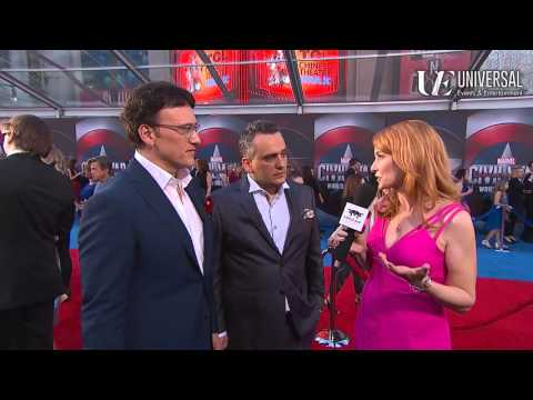 Directors Anthony and Joe Russo on Marvel's Captain America: Civil War Red Carpet Premiere Mp3