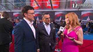 Directors Anthony And Joe Russo On Marvel's Captain America: Civil War Red Carpet Premiere