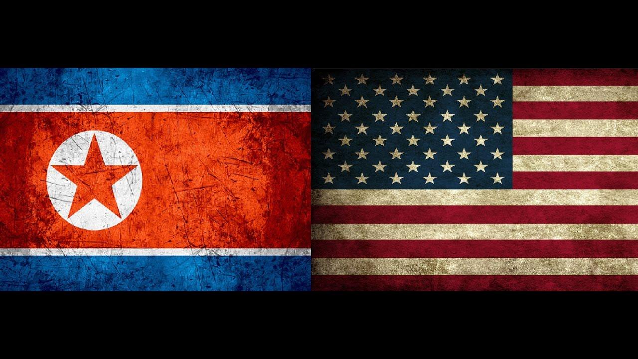 Us vs north korea
