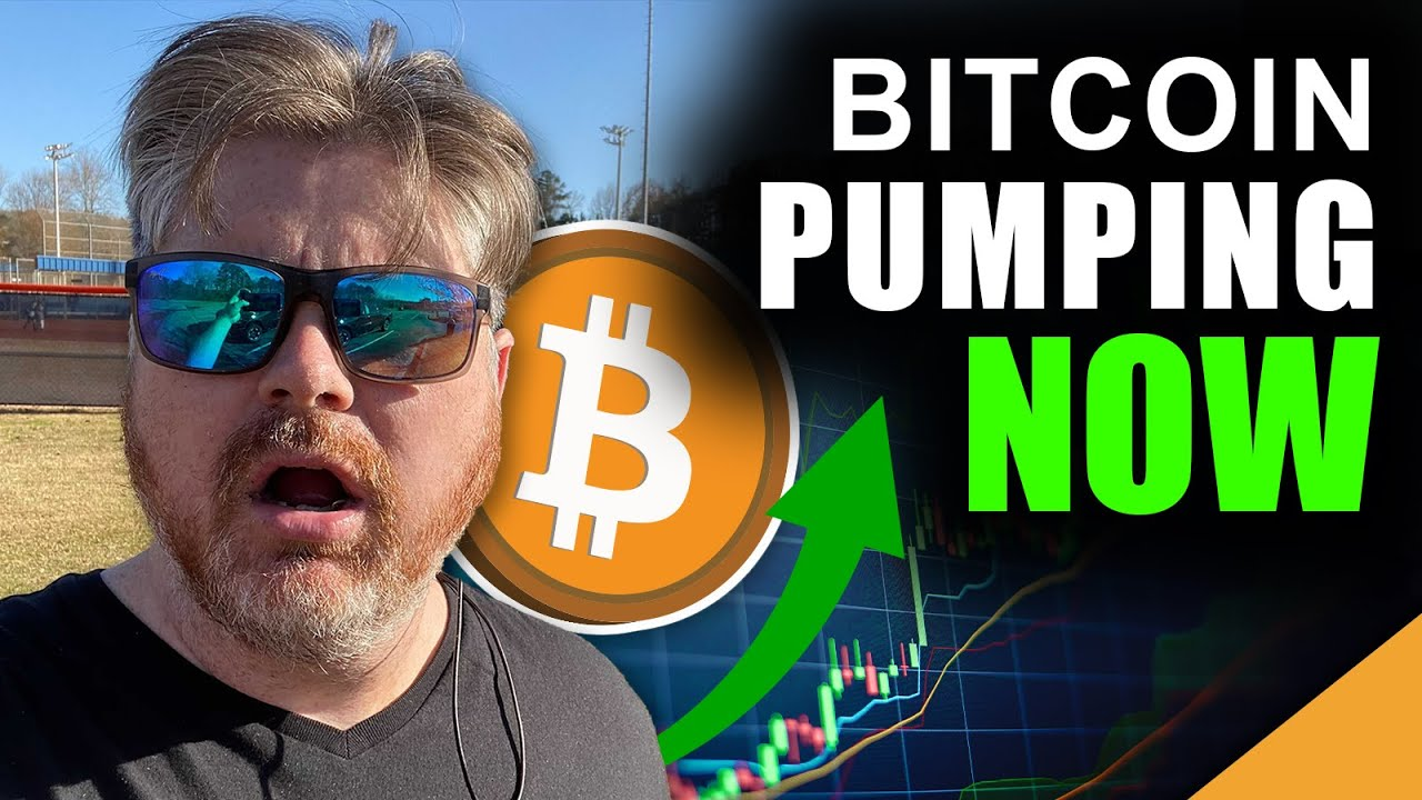 URGENT Bitcoin PUMPING Now!! (Epic 2020 Fireworks Imminent)