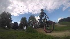 Bikepark an der R1 in Detmold