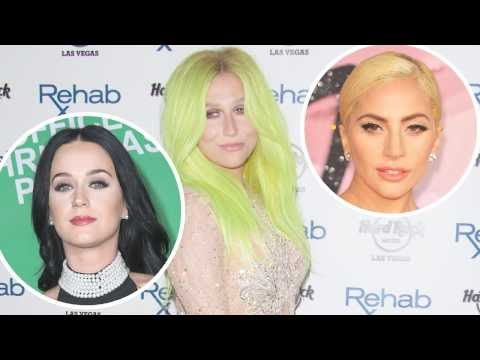 Lady Gaga and Katy Perry Dragged Into Kesha's Sexual Assault Case | Splash News TV Mp3