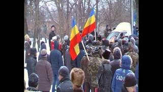 Митинг казаков в Ростове на Дону