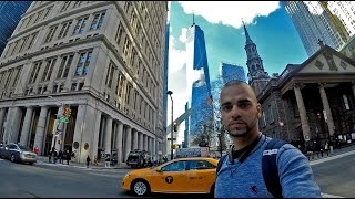 A day in the life of a NYC construction worker