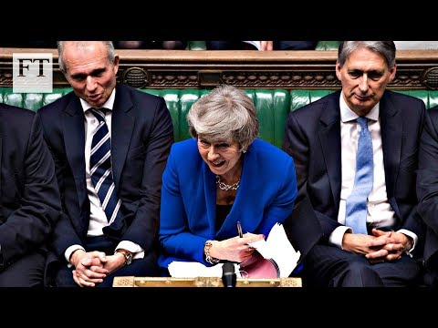 Brexit: Theresa May wins no confidence vote