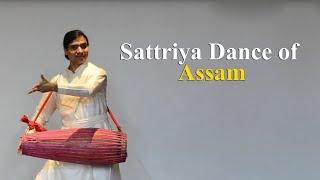 An illustrated talk on Sattriya Dance of Assam