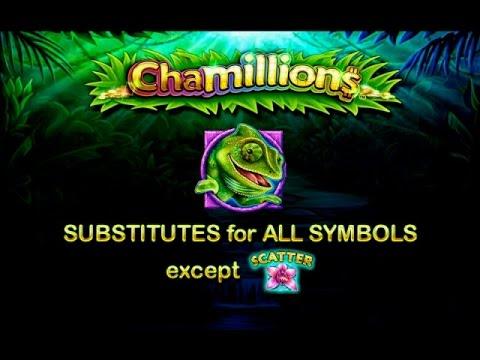 SLOT BONUS   Chamillions