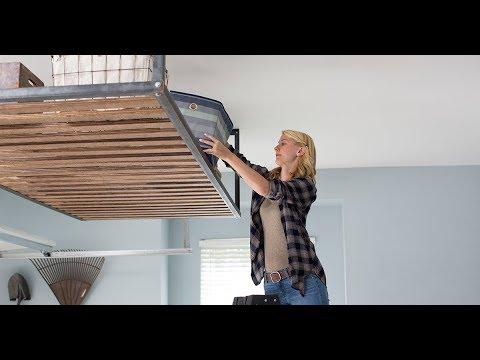 LiftMaster® Wall Mount Garage Door Opener (8500W) - YouTube on Liftmaster Wall Mount  id=73626