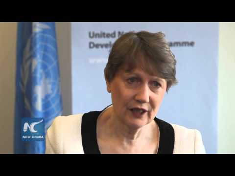 UNDP administrator Helen Clark: China's role in UN affairs will get bigger