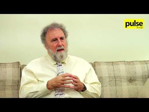 "Otara Gunawardene interviews ""Prof. Robert Watson"""