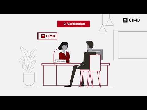 CIMB Online Business Current Account