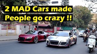 Audi R8 with custom body kit from MotorMind looks BRILLIANT !!