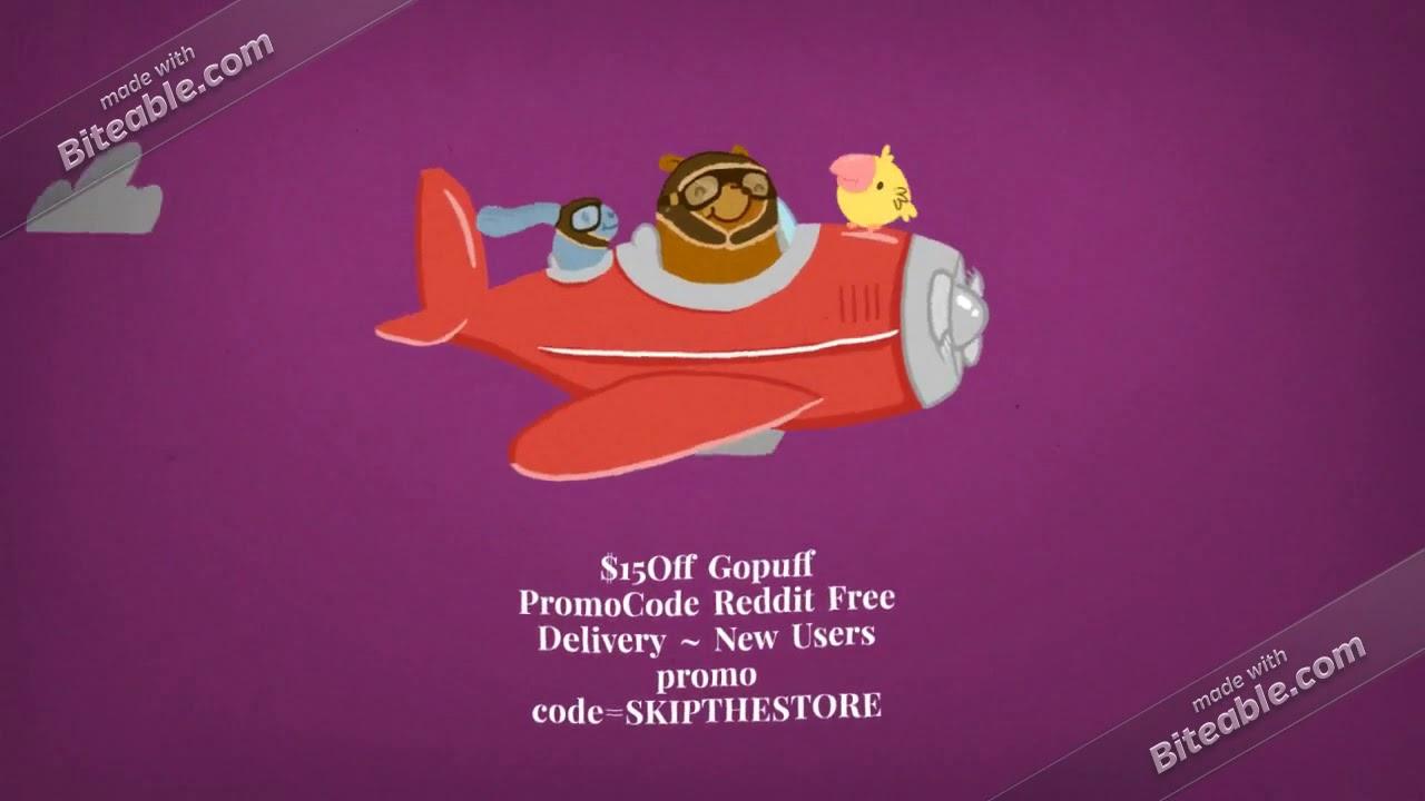 Gopuff codes