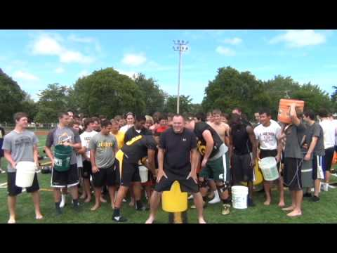 McQuaid Jesuit Football Team ALS Challenge
