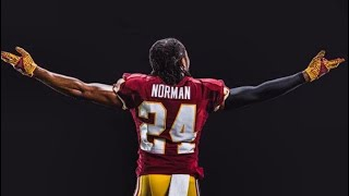 Josh Norman | 2016-2019 | Redskins Career Highlights| Top 10 Corner|