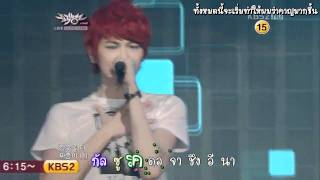 [Thai Sub+Trans] Led apple - Time Is Up [Stage Ver]