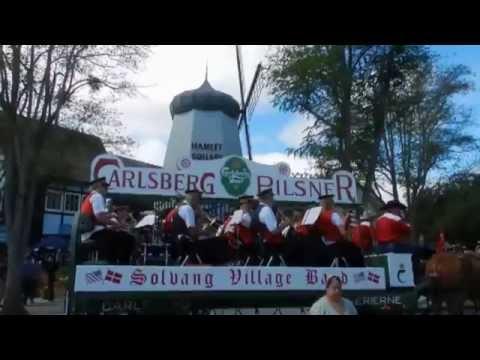 Villiage Band Solvang Danish Days