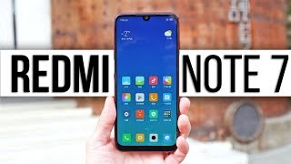 REDMI NOTE 7 - Xiaomi превращается в Huawei