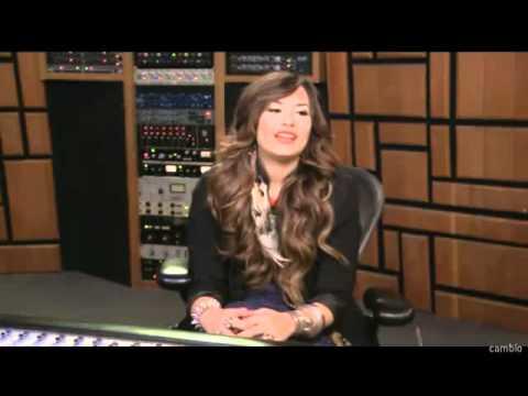 Demi Lovato Live Chat Part 1 Full 21/7/11