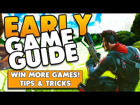 Early Game Guide | Win More Games! | Tips & Tricks | Fortnite Battle Royale