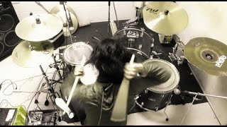 Hatebreed - Honor Never Dies (Drum Cover by Charee Virapong)