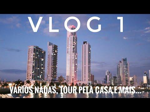 #AmandaViaja - Panamá Vlog 1