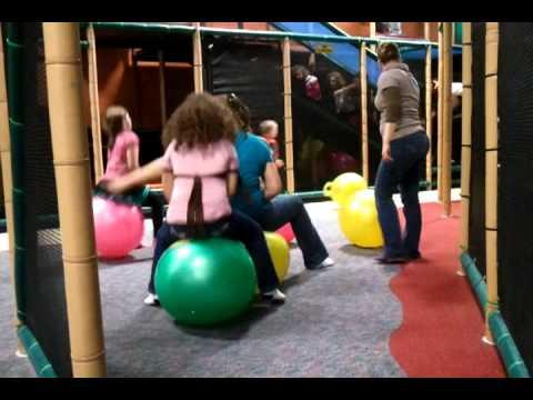 Bouncy Ball Fun Youtube