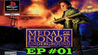 Medal Of Honor - Underground - EP #01 - MIDNIGHT RENDEZVOUS