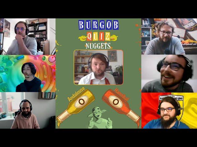 Le Burgob Quiz fait son grand retour !