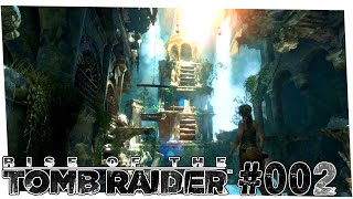Tomb Raider deutsch | #002 | Trinity im Paradies?! | Let