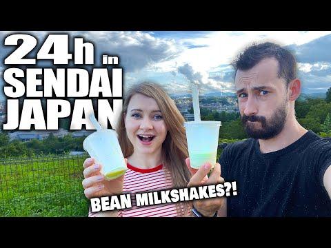 Spending 24 hours in Sendai Japan