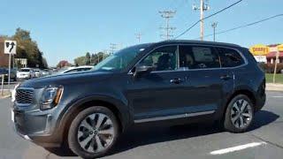 2020 Kia Telluride S POV Test Drive