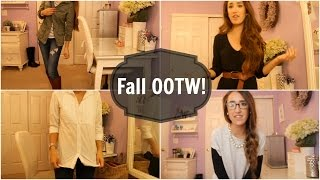 Fall Outfit of the Week! Thumbnail
