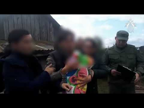 Убийство годовалого ребенка собственной матерью. Башкирия.