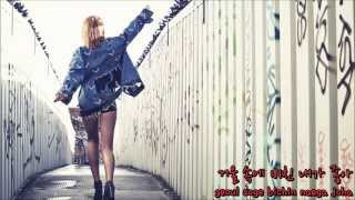 Hyorin (효린) Feat. Block B's Zico - Red Lipstick (립스틱 짙게 바르고) cover by BEIGE (베이지)