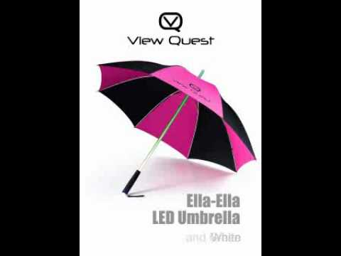ella ella umbrella - YouTube