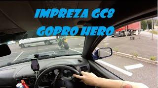 2000 Subaru Impreza Turbo Gopro POV