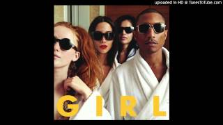 Cover images Pharrell Williams - Happy (From Despicable Me 2) (G.I.R.L)