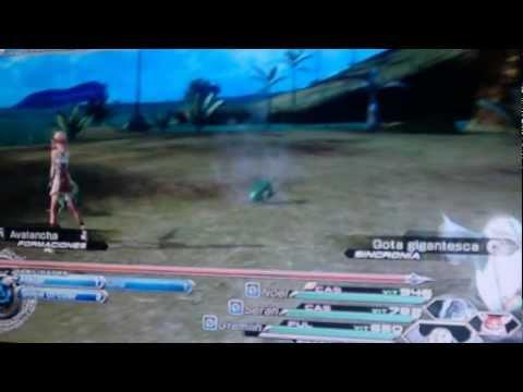 Consejos y Formaciones Final Fantasy XIII-2 Comentado por Saggerslegacy