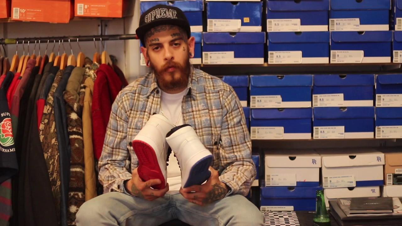 promo code 78309 220ef Nike Sb Video  224 Jordan 1 Lance Mountain White