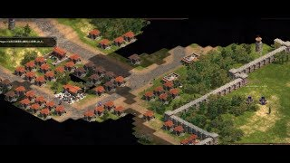 trực tiếp aoe 4k Age of Empires Definitive Edition tập 2