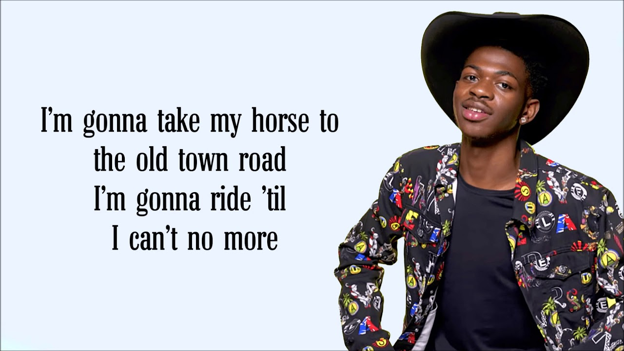 Lil Nas X - Old Town Road (Lyrics) ft. Billy Ray Cyrus image