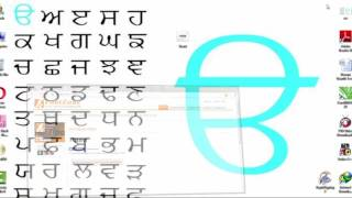 DOWNLOAD RAAVI FONT AND INSTALL AND ITS SETTING IN PUNJABI HINDI URDU 2017