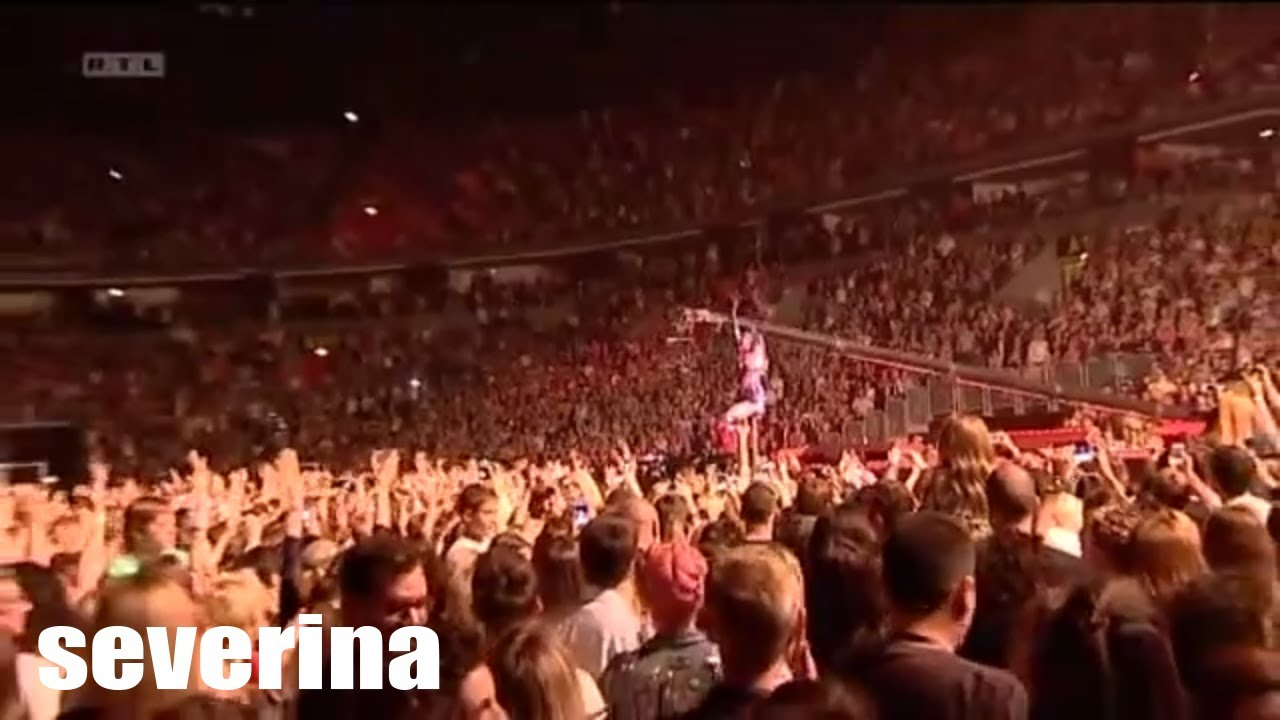 Severina Arena Zagreb 2013 Rtl Youtube
