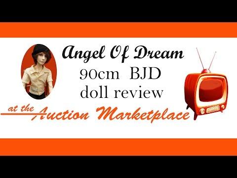 Angel of Dream 90cm BJD Doll Review