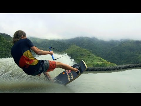 Wakeskating the Eighth Wonder of the World w/ Brian Grubb
