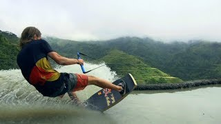 Wakeskating the Eighth Wonder of the World w/ Brian Grubb thumbnail